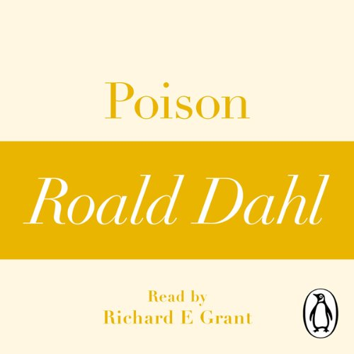 Poison (A Roald Dahl Short Story) cover art