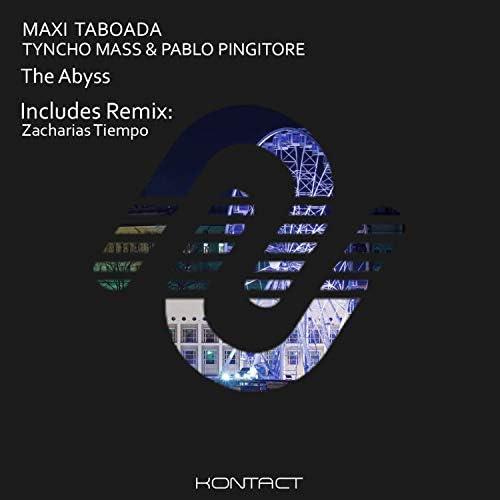 Maxi Taboada, Pablo Pingitore & Tyncho Mass