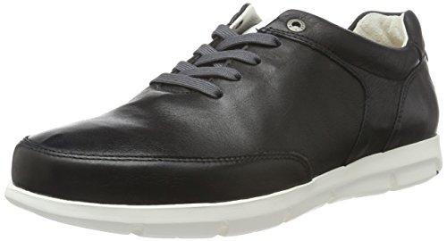 Birkenstock Shoes Herren Illinois Derby, Schwarz (Black), 42