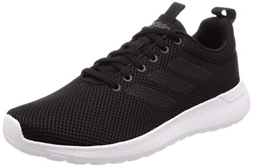 adidas Herren Lite Racer CLN Fitnessschuhe, Schwarz (CBlack/Carbon), 44 2/3 EU