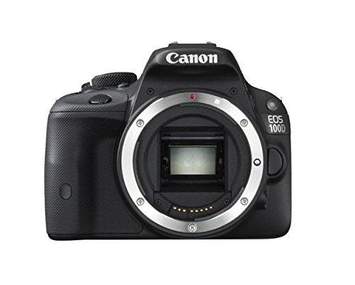 Canon EOS 100D Reflex Fotocamera Digitale, 18