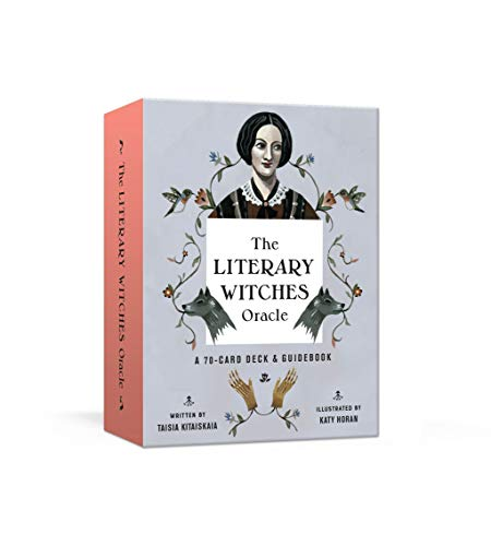 The Literary Witches Oracle: A 70-Card Deck and Guidebook: Oracle Cards