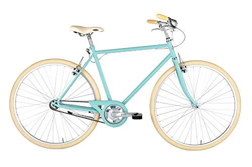 Alpina Bike L'Ego, Bicicletta 1v Uomo, Acquamarina, 28'