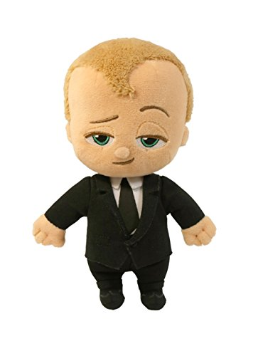 Commonwealth Toy The Boss Baby 8' Beanie Suit Plush