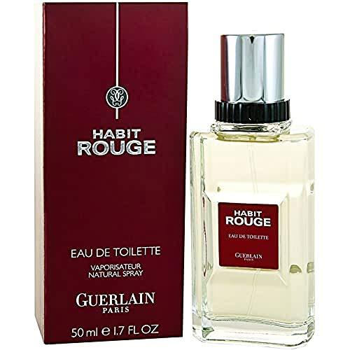 Guerlain - Eau de Toilette Habit Rouge