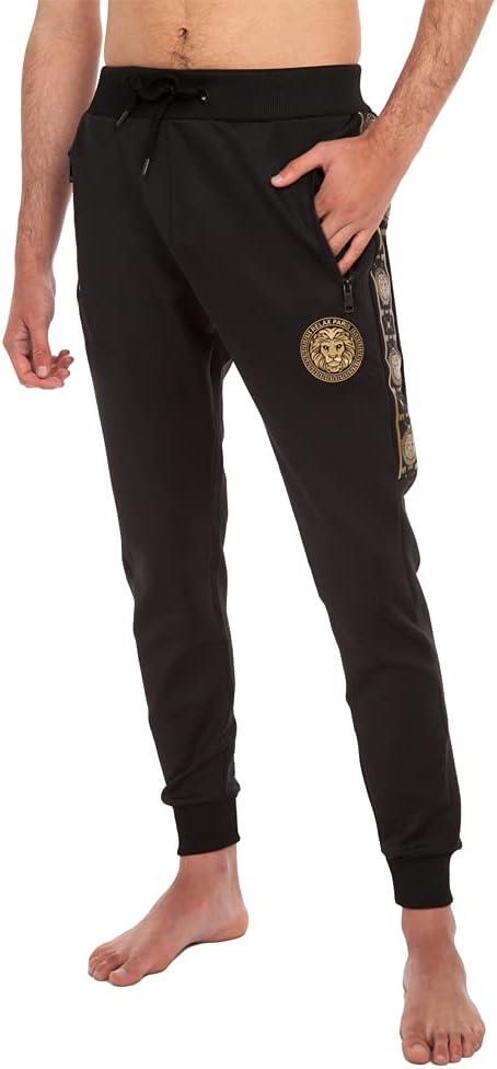 RAYPOW Pantalon Chandal Hombre· Jogger Hombre con Cintura y Tobillera Elástica · Pantalon Deporte Hombre