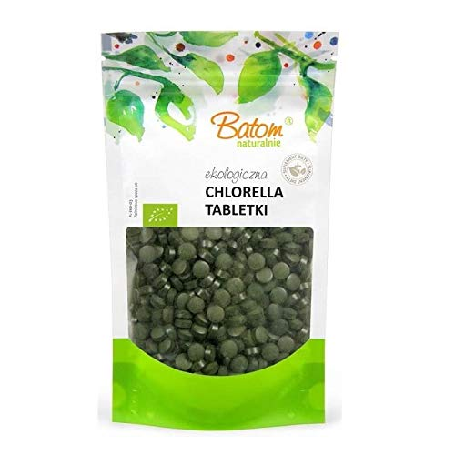 CHLORELLA BIO Pills 250 G (1 Pill = 200 MG) – BATOM