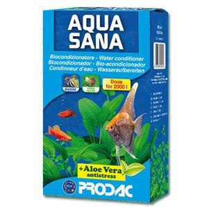 Prodac Aquasana con aloevera- acondicionador de agua para acuarios 500