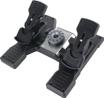 Logitech G PRO Flight Rudder Pedals from Logitech, Inc