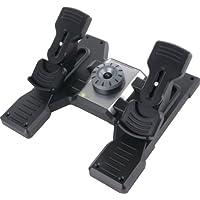 Logitech G Flight Professional Simulation Rudder Pedals With Toe Brake