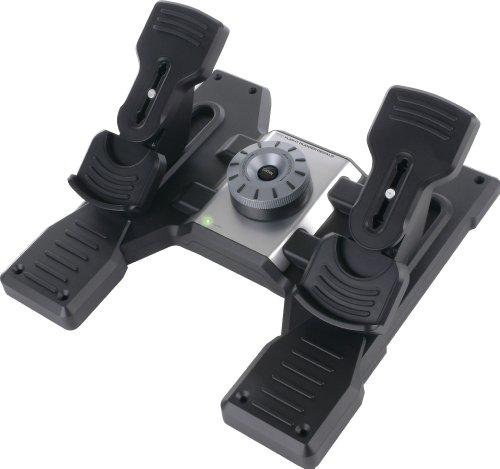 logitech PRO Flight Rudder Pedals