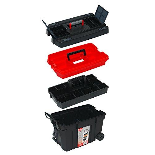 DEMA Werkzeugkoffer 4 in 1