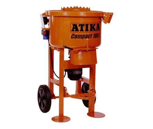 Atika Tellerzwangsmischer Betonmischer Compact 100 ***NEU/2. WAHL***