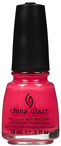 China glaze Nail Lacquer - Pool Party, 14 ml