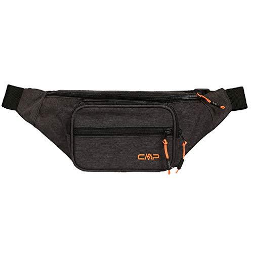 CMP Sac unisexe Outdoor Pouch 30v9997 Taille unique noir