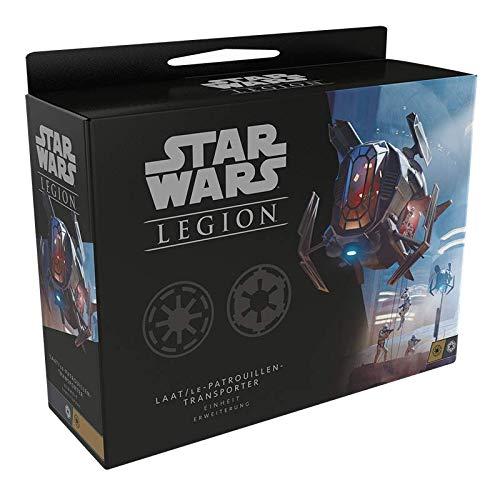 Asmodee Star Wars Legion - Transmisor de patrullas LAAT/le (ampliación, Tablet, alemán)
