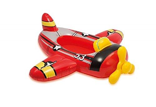 Bavaria Home Style Collection Kinder Boot Schlauchboot Feuerwehr Rakete oder Wal Kinder-Schlauchboot (Flugzeug)