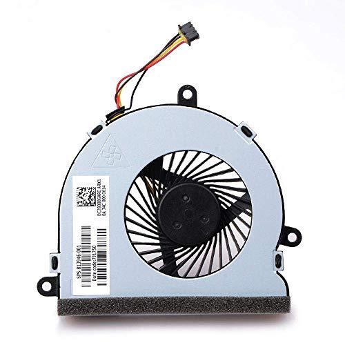 Por unbrand nuevo portátil cpu ventilador de refrigeración para HP Notebook 15-AC000 15-AC100 modelos HP PC 250 G4 G5 255 G4 G5 256 G4 G5
