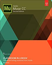 Adobe Muse CC Classroom in a Book (English Edition)