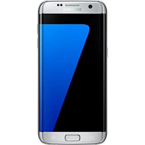 Samsung Galaxy S7Edge sm-g935F Factory Unlocked Smartphone–Retail Verpackung–Titan Silber