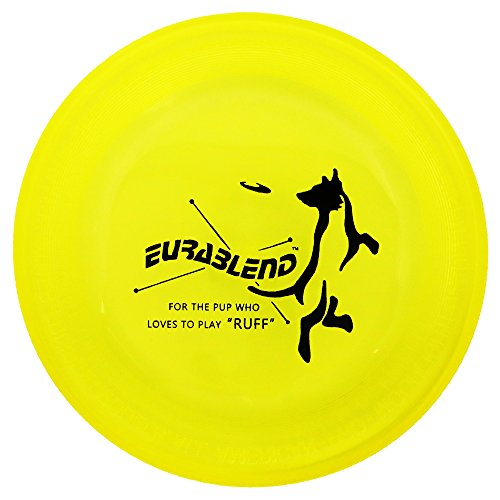 Wham-O Eurablend Fastback Frisbee Dog Disc (Colors May Vary)
