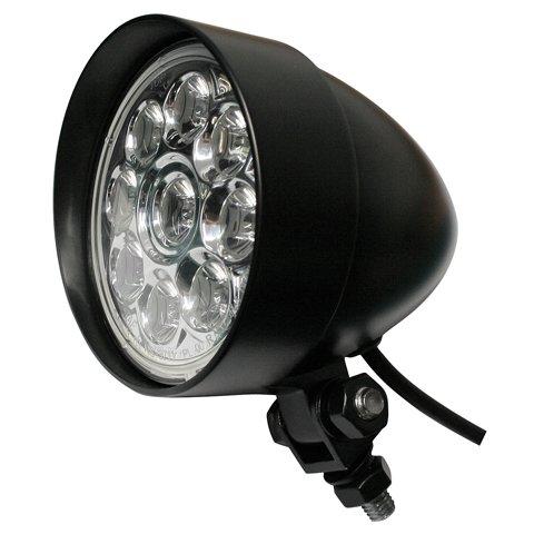 Scheinwerfer HAWK Nebel- Kit /Lampe E-geprüft schwarz