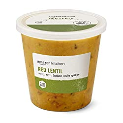 Amazon Kitchen, Red Lentil Soup with Indian-Style Spices, 24oz