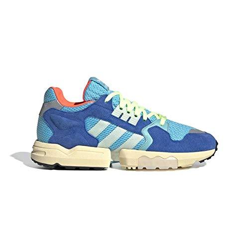 adidas Sneakers Uomo ZX Torsion EE4787 (41 1-3 - Helder Cyaan-Linnen Groen-Blauw)