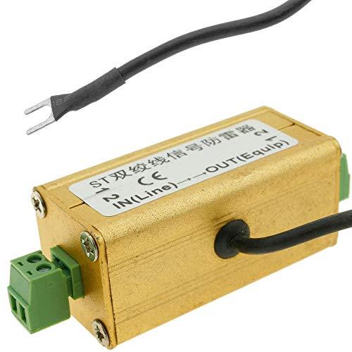 BeMatik - Überspannungsschutz und Stromschlag. Serie RS485 10KA DW-0504
