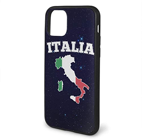 MoMo iPhone Durante 11 Pro teléfono Celular Casos de Italia Mapa de la Bandera protección Completa del Cuerpo a Prueba de Golpes Caso de la Cubierta de protección Gota para el teléfono