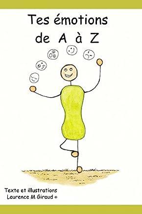 Tes émotions de A à Z