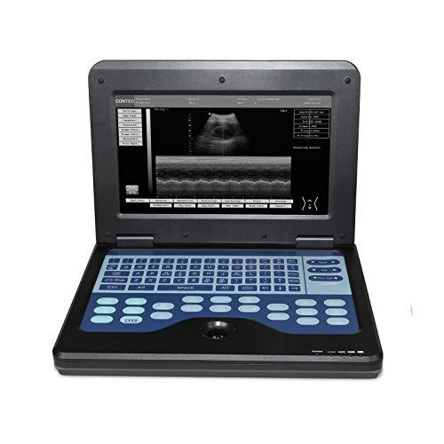 CONTEC MED CMS600P2 Portable Laptop B-Ultra Sound Scanner Machine (Convex Probe)