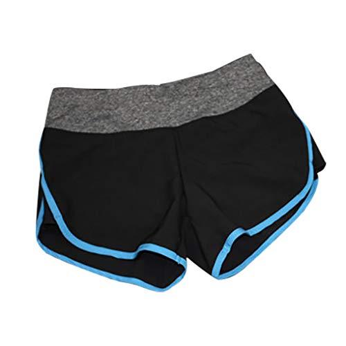 Junjie Shorts De Sport Pour Femmes Pantalons Vêtements De Fitness Dames Athletic Workout Fitness Yoga Leggings Pantalons