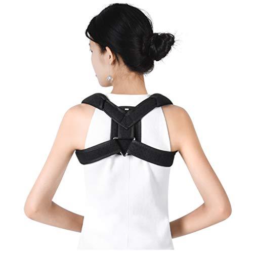 NZQBBJ Adult Kyphose Korrekturgürtel Schulterkorrektur Haltungskorrektur Buckel Mit Brustrücken