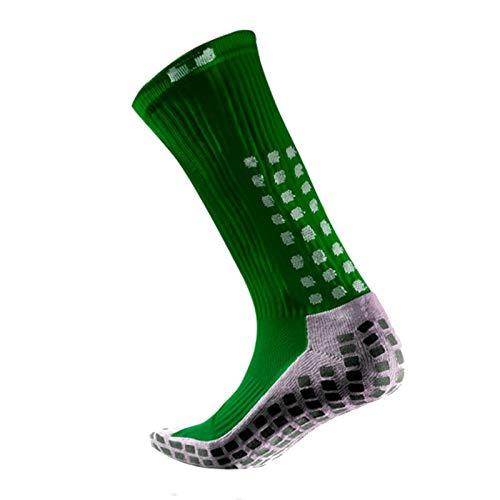 adidas Calcetines de media pantorrilla para hombre, Hombre, calcetines para hombre, CRWC-GRE, gris, Small - 34.5-38.5 EU