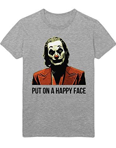 HYPSHRT Hombre T-Shirt Joker Put on a...