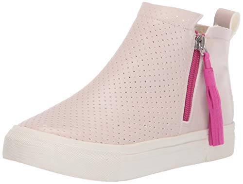 Dolce Vita Cris - Zapatillas para niños, Blush Microsuede, 4 Little Kid