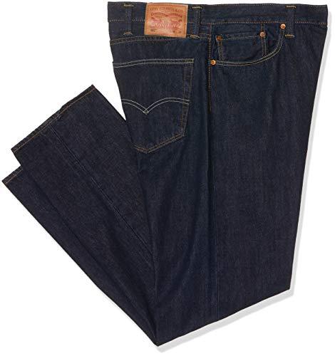 Levi's Herren 502 Regular Taper Jeans, Prewashed 95977 0181, 31W / 32L