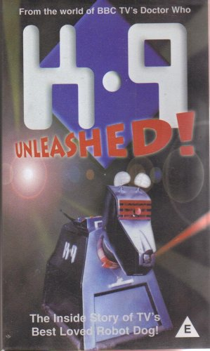 Doctor Who K-9 Unleashed