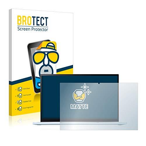BROTECT Entspiegelungs-Schutzfolie kompatibel mit Asus Chromebook Flip C433 2-in-1 Bildschirmschutz-Folie Matt, Anti-Reflex, Anti-Fingerprint