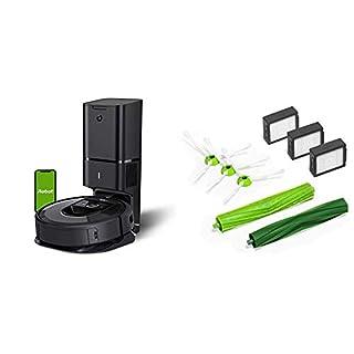 iRobot Roomba i7+ (7550) Robot Vacuum with Roomba e and i Series Replenishment Kit (B07Z27H651) | Amazon price tracker / tracking, Amazon price history charts, Amazon price watches, Amazon price drop alerts