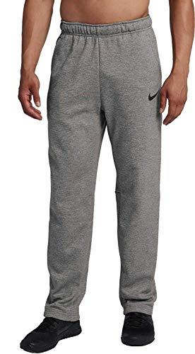Nike Men's Therma Training Pants (Grey, XL)