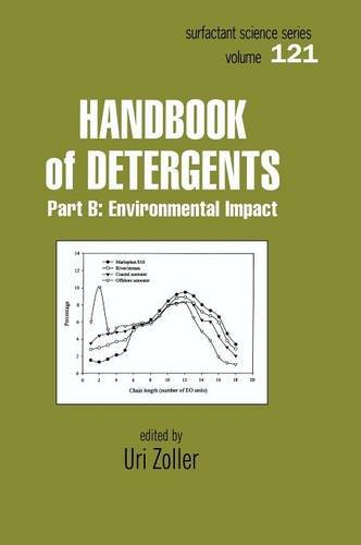Handbook of Detergents, Part B: Environmental Impact: 121