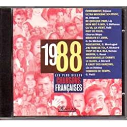 Les plus belles chansons françaises 1988