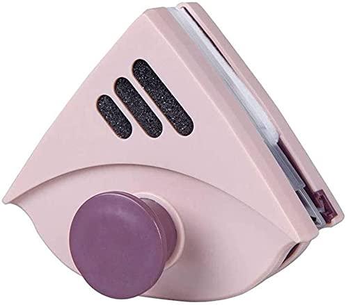 XJYDS Limpiador de Vidrio Paseos de Doble Capa Strong Magnético Limpiador de Ventanas Artifact Herramientas de hogar Cepillo