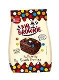 Lote de 6 Bolsas de Mr. Chocolate Galactic Brownies (8 unidades Bolsa). Dulces y Chocolates. Regalos Originales. Detalles para Bodas, Bautizos, Comuniones y Cumpleaños.