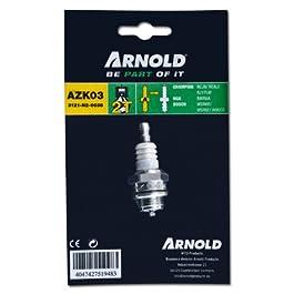Arnold 3121-N2-0038 Bougie BMR6A, Noir