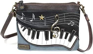 Chala Navy Blue Grand Piano Deluxe Collection (Mini Cross-body Purse)