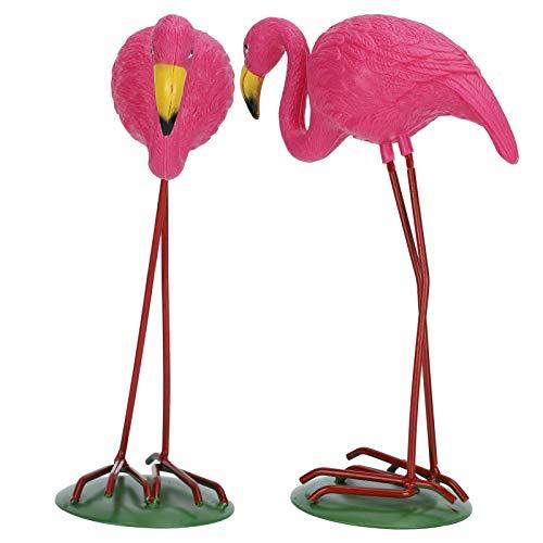 Yivibe Fake Bird, High Simulation Bird Ornament, Sonnenschutz für Yard Garden Umweltfreundlich wasserdicht(1030-small)