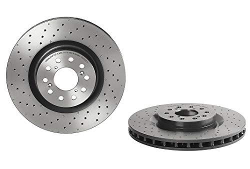 Preisvergleich Produktbild BREMBO 09.C338.11 Bremsscheibe